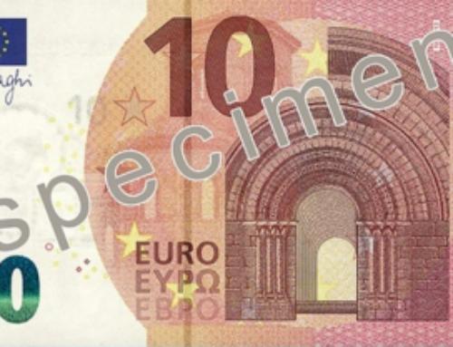 10 Euro Zweite Serie