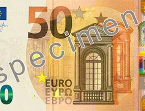 Neuer 50 Euro Schein kommt am 4. April