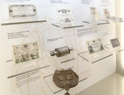 Was Sie schon immer über das Geldmuseum der OeNB wissen wollten …