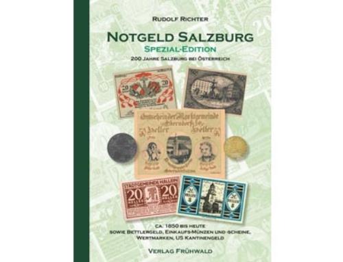 Rudolf Richter – Notgeld Salzburg