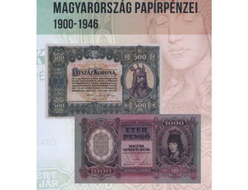 Neuer Katalog der ungarischen Banknoten