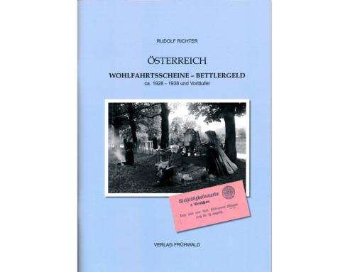 Wohlfartscheine – Bettlergeld, ca. 1928-1938 und Vorläufer