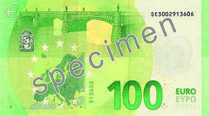 ezb stellt neuen 100 und 200 euro schein vor banknoten. Black Bedroom Furniture Sets. Home Design Ideas
