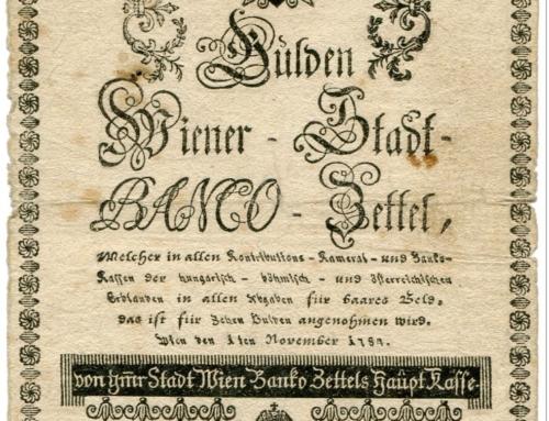 10 Gulden 1784 bringt 39.500 Euro!