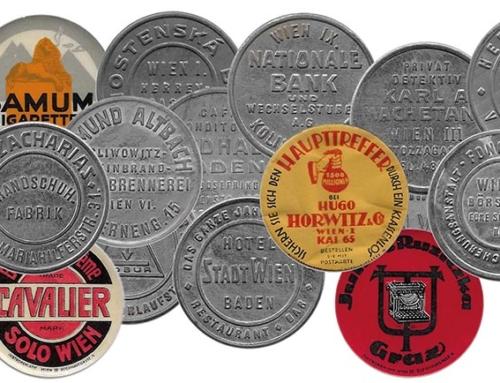 NEU: Briefmarken-Kapselgeld auf geldschein.at