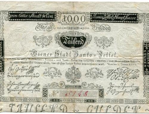 Sincona Auktion mit toller Gulden-Sammlung